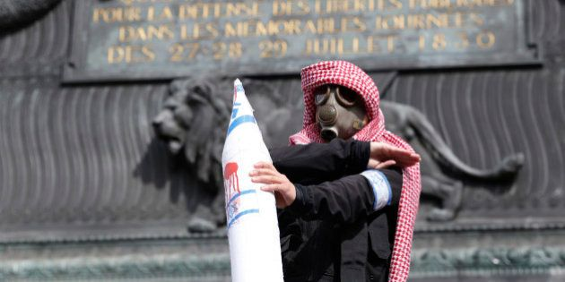 Israël-Palestine: manifestants pro-Gaza et soutiens de Tsahal se renvoient la responsabilité des
