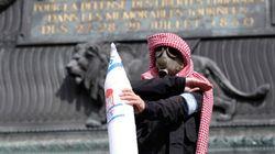 En France aussi, pro-Palestiniens et soutiens d'Israël se rejettent la