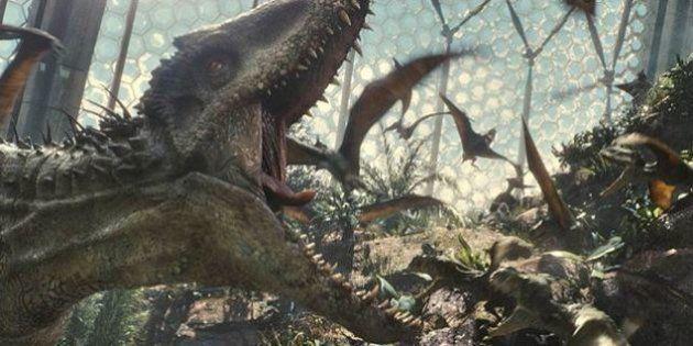 Ma critique paléontologique de Jurassic