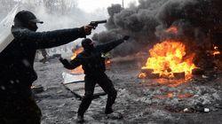 Ukraine : 4 morts dans une fusillade entre pro et