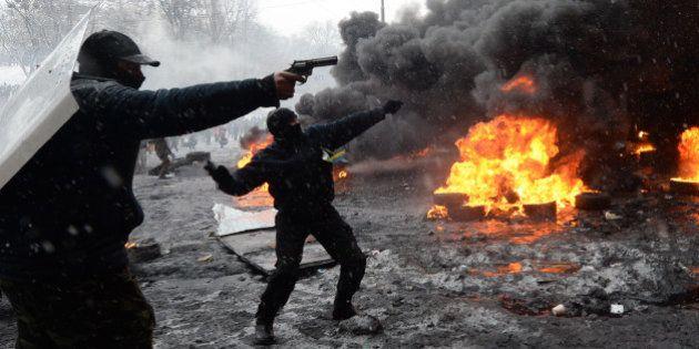 Ukraine : Une fusillade à Slaviansk dans l'est du pays fait plusieurs