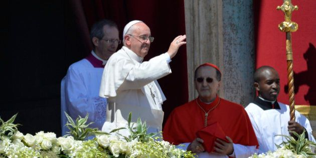 Pour Pâques, le pape François demande des efforts de paix pour l'Ukraine, la Syrie, l'Afrique et le