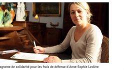 Une cagnotte pour payer la défense de l'ex-candidate FN condamnée pour