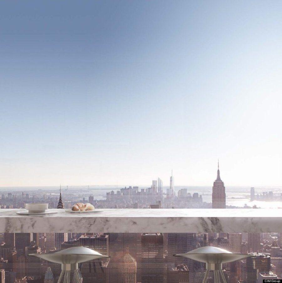 PHOTOS. 432 Park Avenue: une vue imprenable de New York depuis son plus haut gratte-ciel