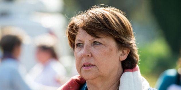 Martine Aubry éreinte la politique de François Hollande et se pose en chef des