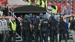 Échauffourées lors de Nice-Bastia, 15 supporteurs