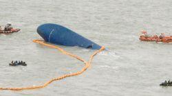 Naufrage du ferry en Corée: 4 autres membres de l'équipage