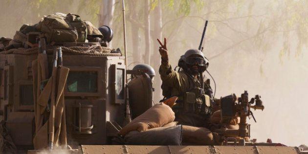 Israël/Palestine: un soldat israélien tué dans l'offensive terrestre à