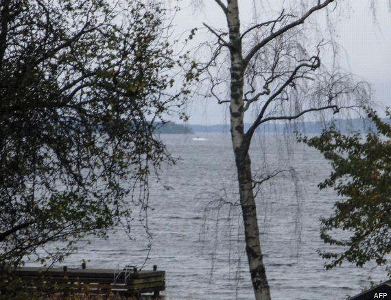 Un sous-marin russe au large de Stockholm? La Suède publie la photo d'un mystérieux