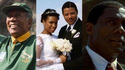 Nelson Mandela au
