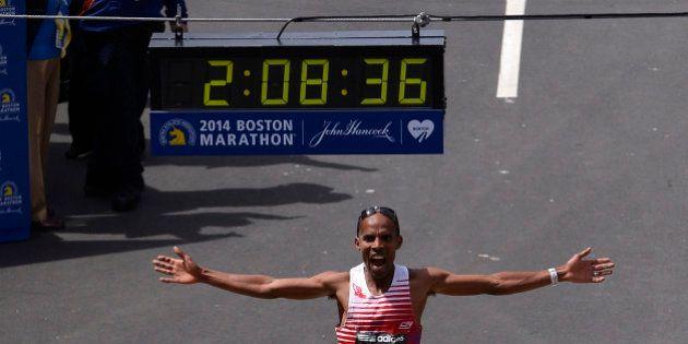 Le marathon de Boston remporté par un Américain, une première depuis