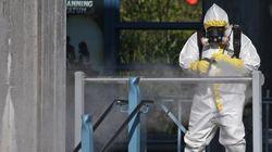 Ebola : mon expérience de décontamination en milieu