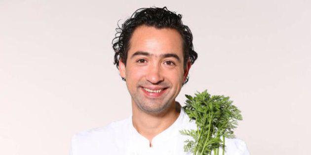 Pierre Augé est le Top Chef 2014 : on a interviewé le gagnant de la cinquième