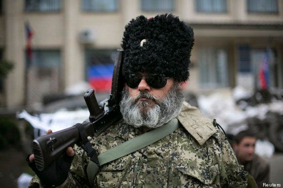PHOTOS. Ukraine / Russie: échec de l'accord de Genève, reprise de l'opération anti-terroriste à