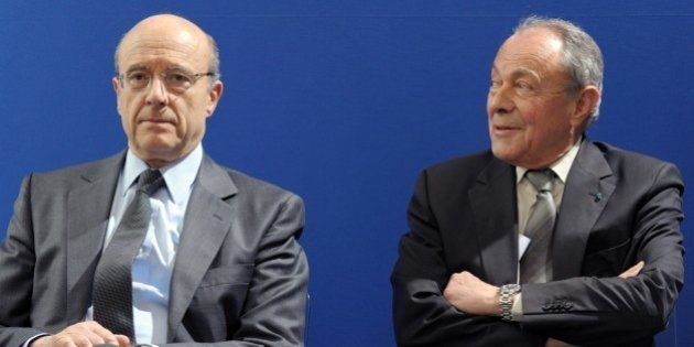 Alain Juppé et Michel Rocard disent non à Arnaud