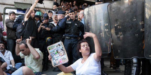 PHOTOS. Manifestation pro-Gaza: des échauffourées à Paris malgré l'interdiction, rassemblements dans...