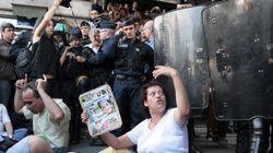 PHOTOS. Manifestation pro-Gaza: des échauffourées à Paris malgré l'interdiction, rassemblements dans le calme en