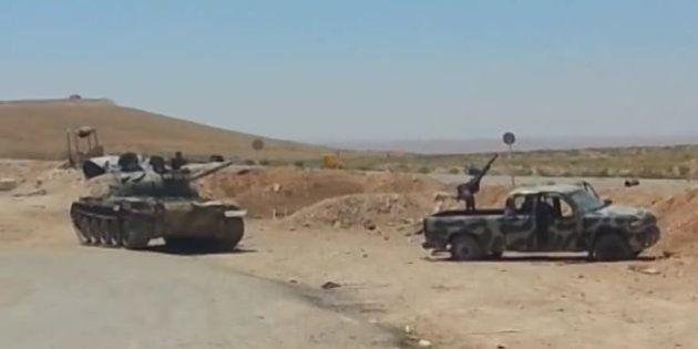 Syrie: 270 personnes tuées par les jihadistes de l'État islamique lors de la prise d'un champ