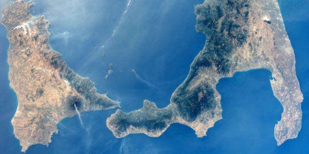 PHOTOS. Les magnifiques clichés de la Terre pris par Alexander Gerst depuis la Station spatiale