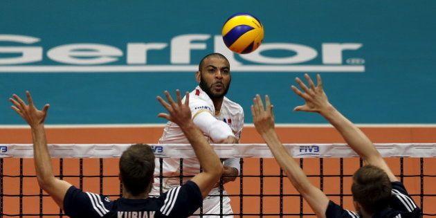Earvin Ngapeth, la star du volley français, a renversé 3 piétons en