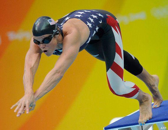 PHOTOS. Michael Phelps fait son come-back: est-ce bien raisonnable de sortir de sa retraite quand on...