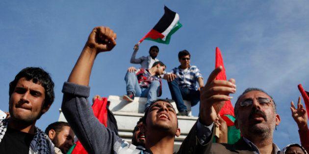 Conflit israélo-palestinien: accord de réconciliation OLP-Hamas, au grand dam