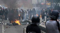 Les affrontements à Sarcelles en