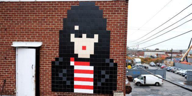 PHOTOS. Le projet street-art