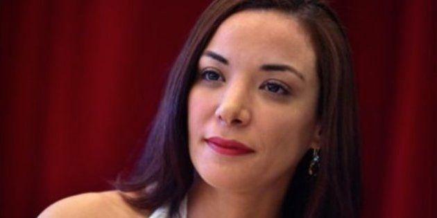 Loubna Abidar, l'actrice marocaine de
