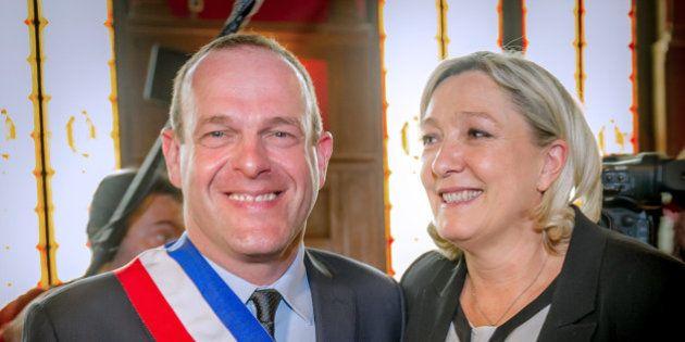 FN : Hénin-Beaumont baisse les impôts, malgré les