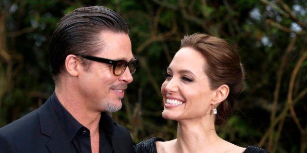 PHOTO. Angelina Jolie, Brad Pitt et leurs six enfants réunis dans un