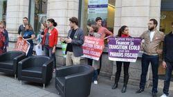 Voler des chaises pour le climat, la mesure anti-paradis