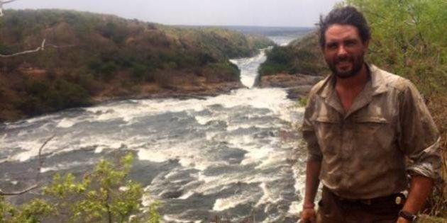 PHOTOS. Longer le Nil à pied, du Rwanda jusqu'en Egypte, c'est le défi de cet explorateur