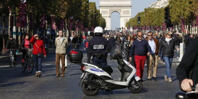 COP21: 30.000 policiers affectés au contrôle des frontières à partir de ce