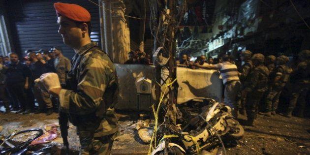 L'Etat islamique revendique les attentats de Beyrouth, au Liban, qui ont fait au moins 43