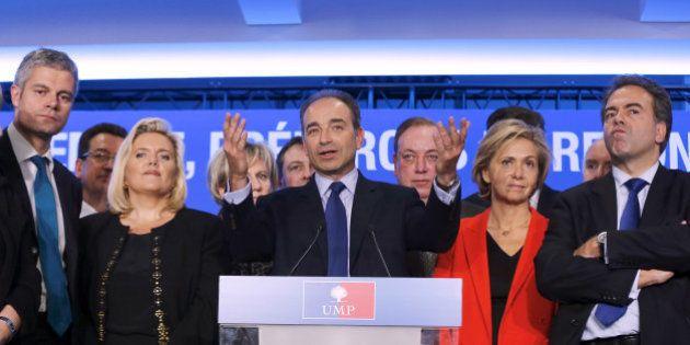 Européennes 2014: Jean-François Copé s'en prend à Laurent Wauquiez pour ses