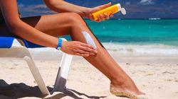 Les dermatologues s'inquiètent des crèmes solaires faites