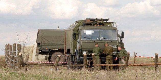 Une invasion de l'Ukraine par la Russie serait