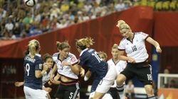 Les Françaises échouent aux portes des demi-finales du Mondial