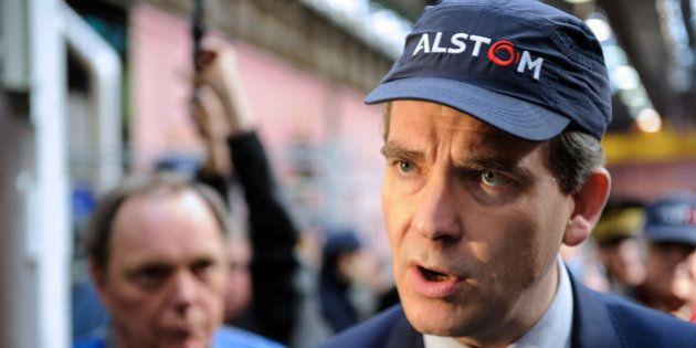 Alstom: Montebourg travaille à d'autres solutions que le rachat par General