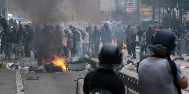 Violences à Sarcelles: 4 personnes condamnées à des peines de prison