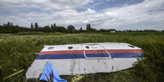 Le vol MH17 peut-être abattu par erreur par des gens mal