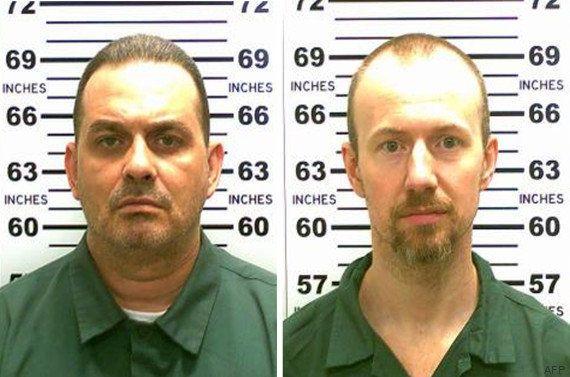 Évasion aux Etats-Unis: L'un des détenus qui avait laissé un drôle de post-it avant de s'enfuir a été