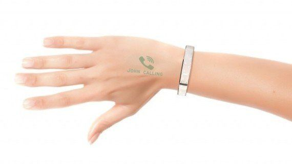 La montre intelligente Ritot projette les messages et notifications sur la