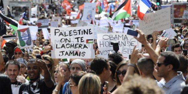 Manifestation pro-Palestine: 62% des Français sont pour une interdiction selon un