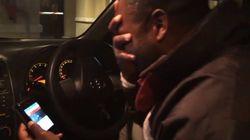 L'émotion d'un chauffeur de taxi qui retrouve la chanson qu'il cherche depuis 22