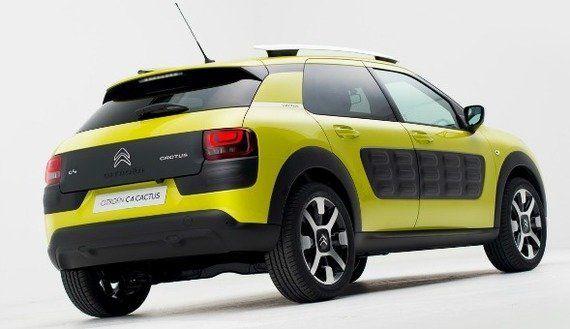 Citroën Cactus: la révolution de