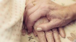 Vieux pauvres et malades: la triple