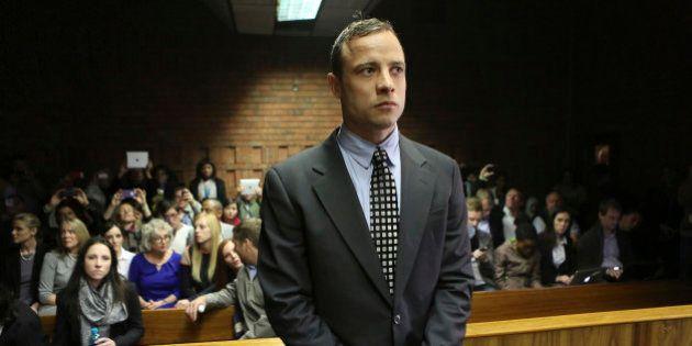 Oscar Pistorius condamné à cinq ans de prison ferme pour le meurtre de sa petite