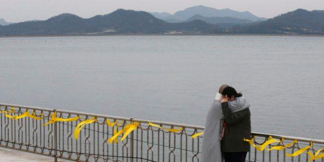 Naufrage du ferry Sewol: le Premier ministre sud-coréen Chung Hong-Won